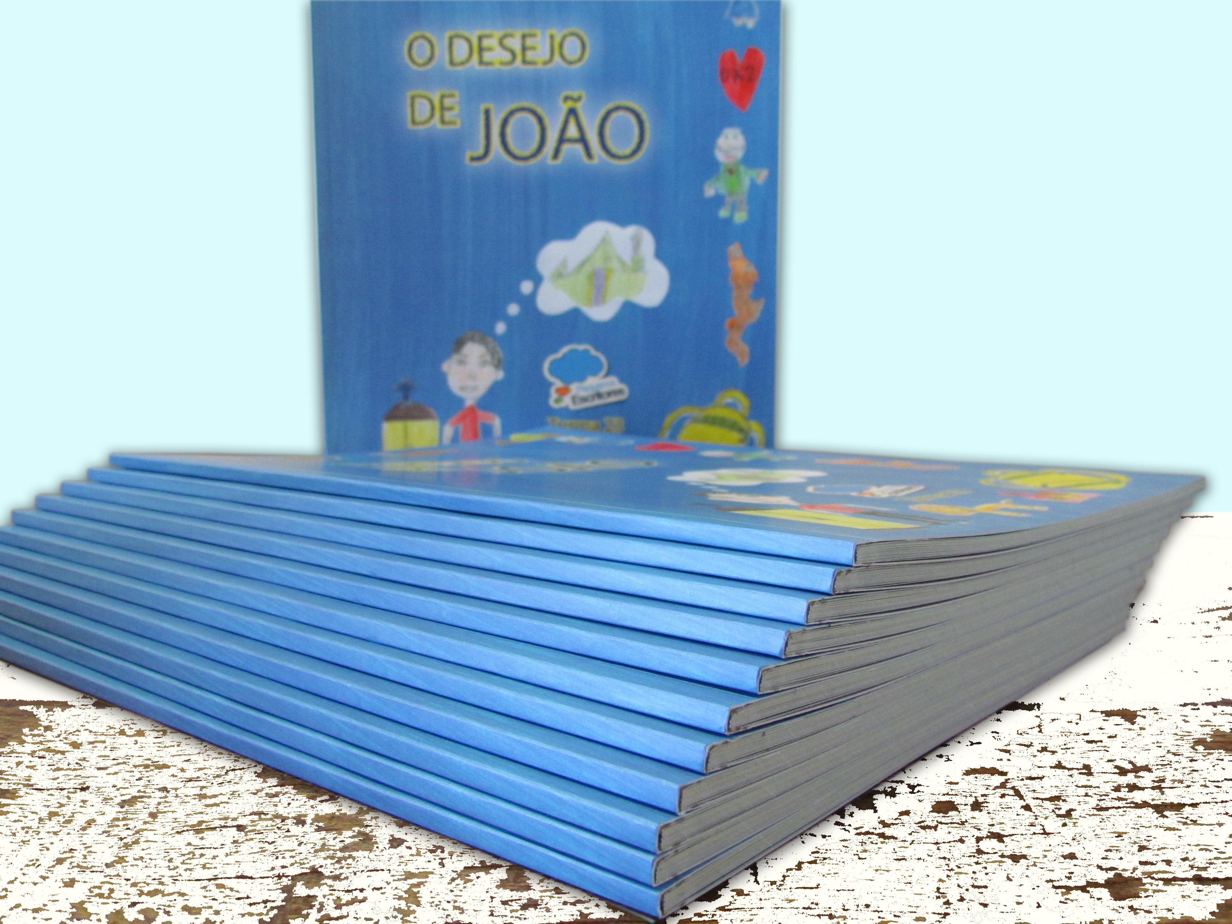 Livros Editados para Escolas