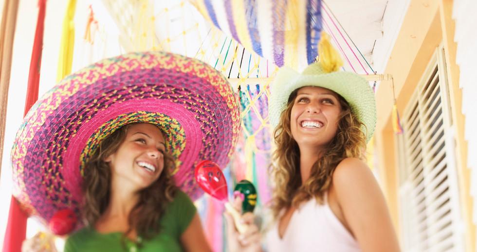 Sombrero niñas