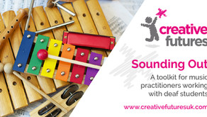 Sounding Out – Creative Futures publishes a free Toolkit for music leaders and teachers working with