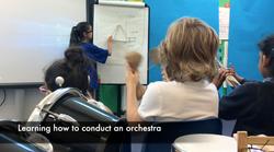 Selwyn conducting