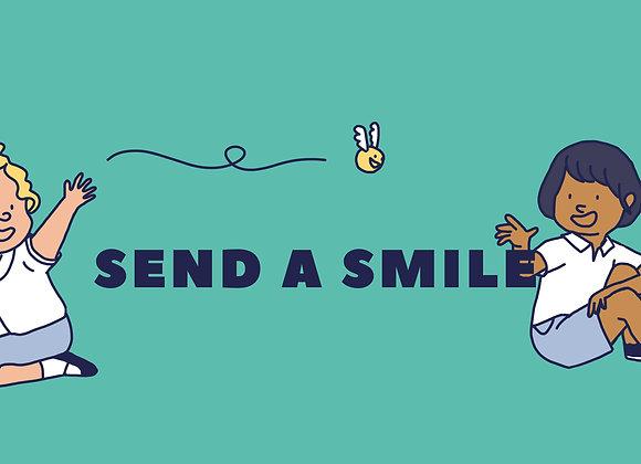 'Send a smile'