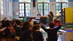 Marimba concert for Music For Change