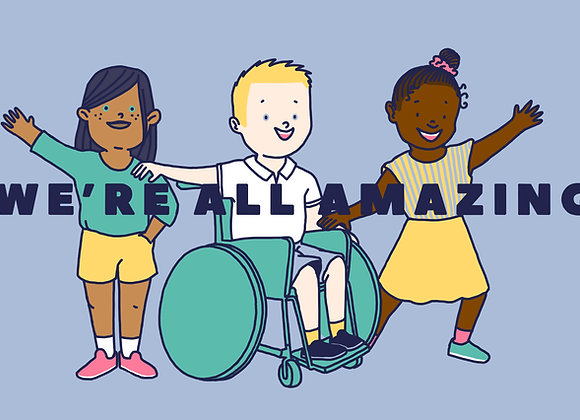 We're all amazing