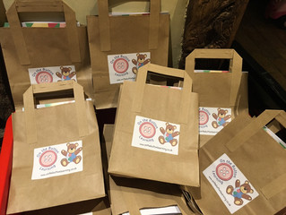 Goody Bags - free taster session this weekend!