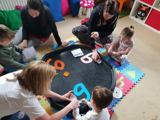 Exciting news - Sound Buttons (Pre-School Phonics) classes will continue during the 6 week's summer
