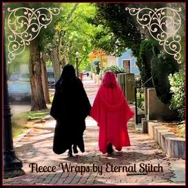 Fleece Wraps by Eternal Stitch