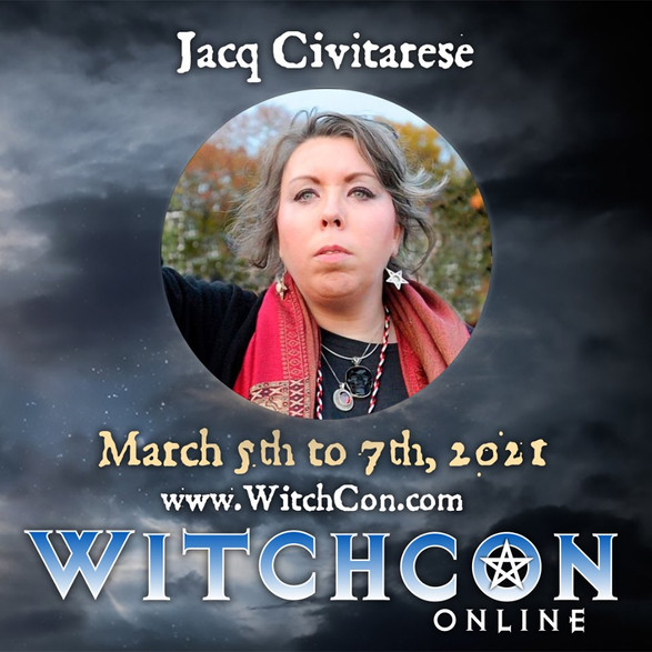 Witchcon Online coming March 2021!!