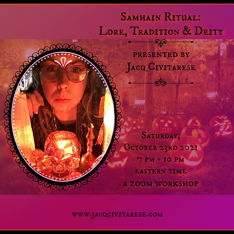 Samhain: Lore, Tradition & Deity