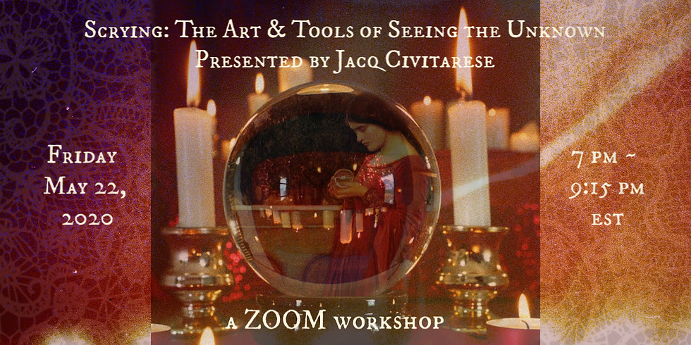 Scrying: The Art and Tools of Seeing the Unknown