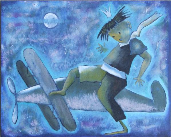 La Fugue De Petit Prince