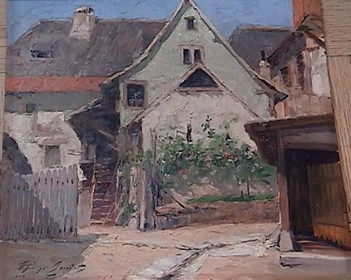 Maison du Cordonnier à Mittelwihr, Alsace