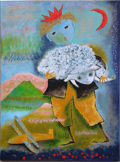 Petit Prince et son Mouton