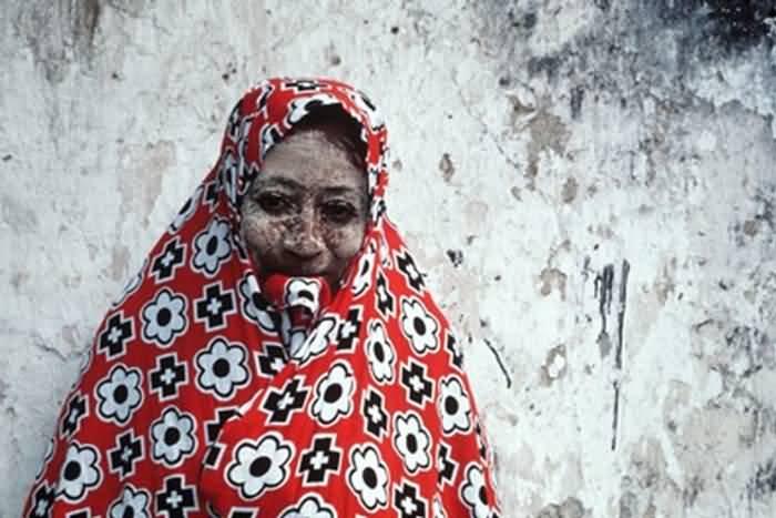 Comoro Woman