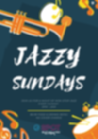 Dusty Blue and Yellow Jazz Poster.png