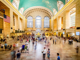 "Michael Torke, ""Grand Central Station"""