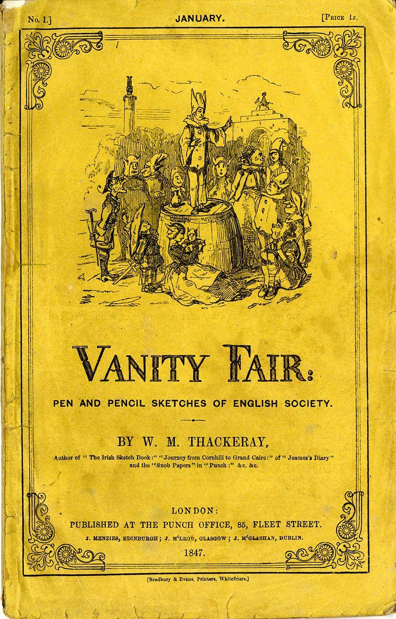 Vanity Fair - Thackeray