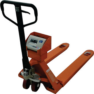 Micro Pallet Jack Scale