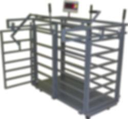Micro T7E Sheep/pig weigher