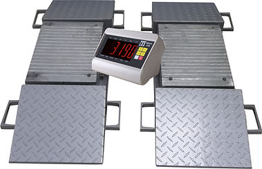 Micro Axple Pad Weigher