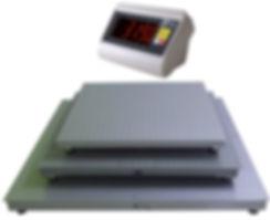 Micro T7E Industrial Platform Scale