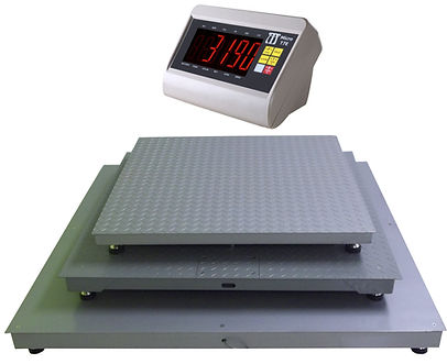 Micro T7E Industrial Platform Scale