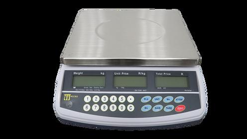 Micro price computig scale