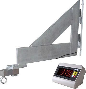 Micro Wall beam cacass weigher
