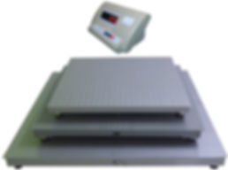 Micro A12 Industrial Platform Scale