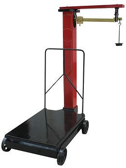 Micro steelyard Platform Scale