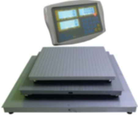 Micro Counting Indutrial Platform Scale