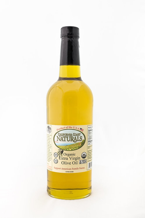 Organic Extra Virgin Olive Oil 750ml (25.4oz)