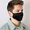 Thumbnail: Seidenmaske schwarz