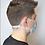 Thumbnail: Maskenhaken transparent-weiß