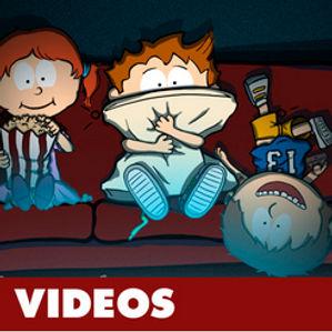 Schau dir Videos an!