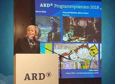 ARD Programmprämie 2018