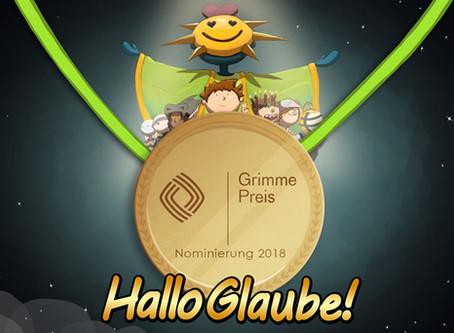 Grimme Preis Nominierung!