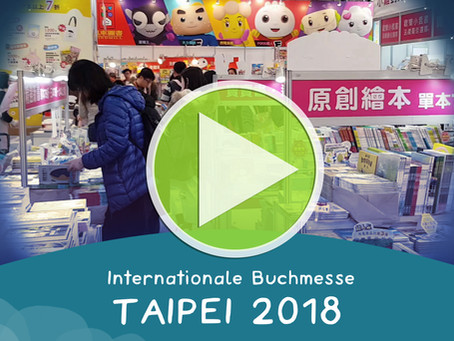 Internationale Buchmesse in Taipei