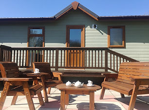 Glanrafon Lodge Holiday Cottage