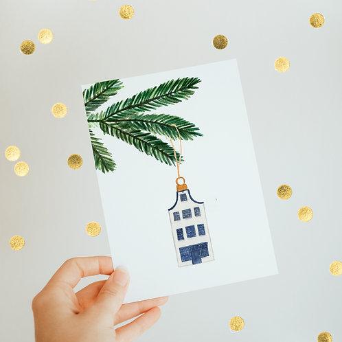 ⋆ Christmas card ⋆ Little Home