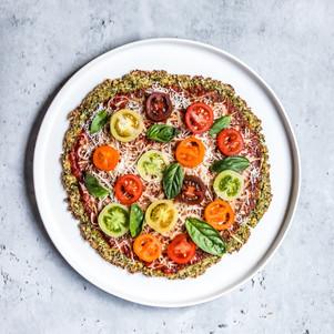 Groen&Zoet Broccoli Pizza