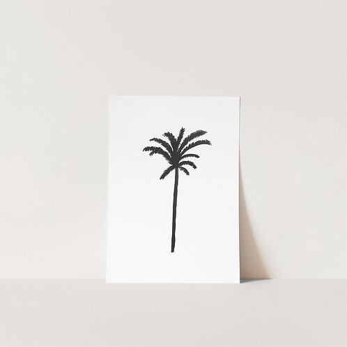 Postcard Palmtree