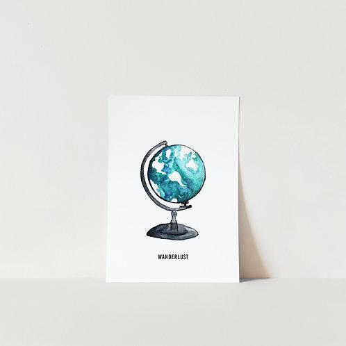 Postcard Wanderlust