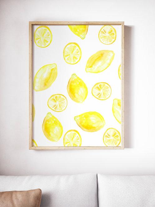 Poster Lemons