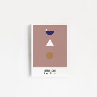 Jesper Home My paperstories branding