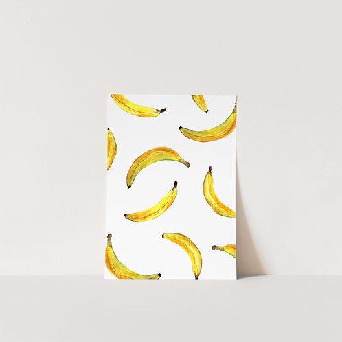 Postcard Banana