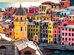 Italy. 5 Terre & Venice