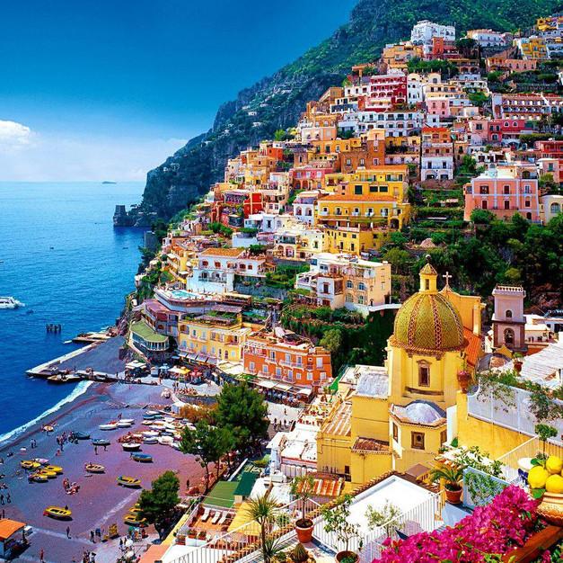 Amalfi Coast & Campania
