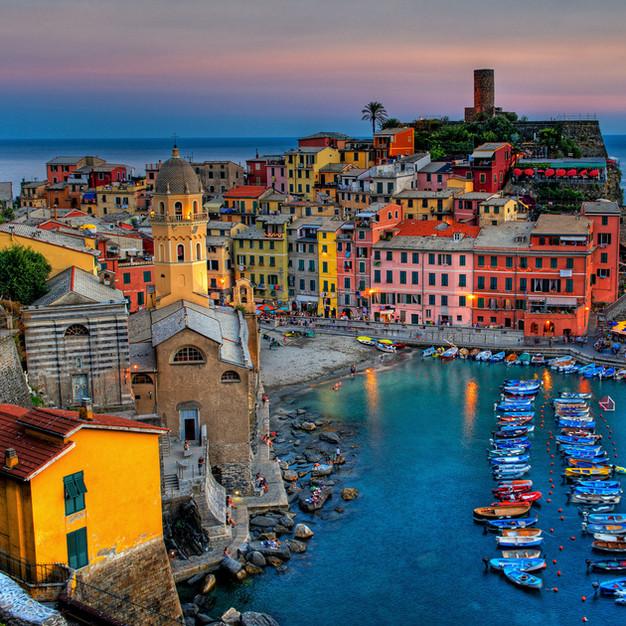 Liguria & The Cinque Terre