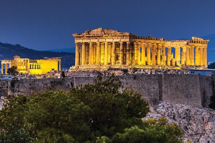 Athens & the Aegean