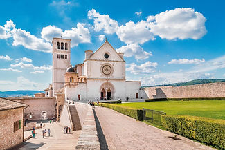 Assisi-Basilica of St. Francis of Assisi